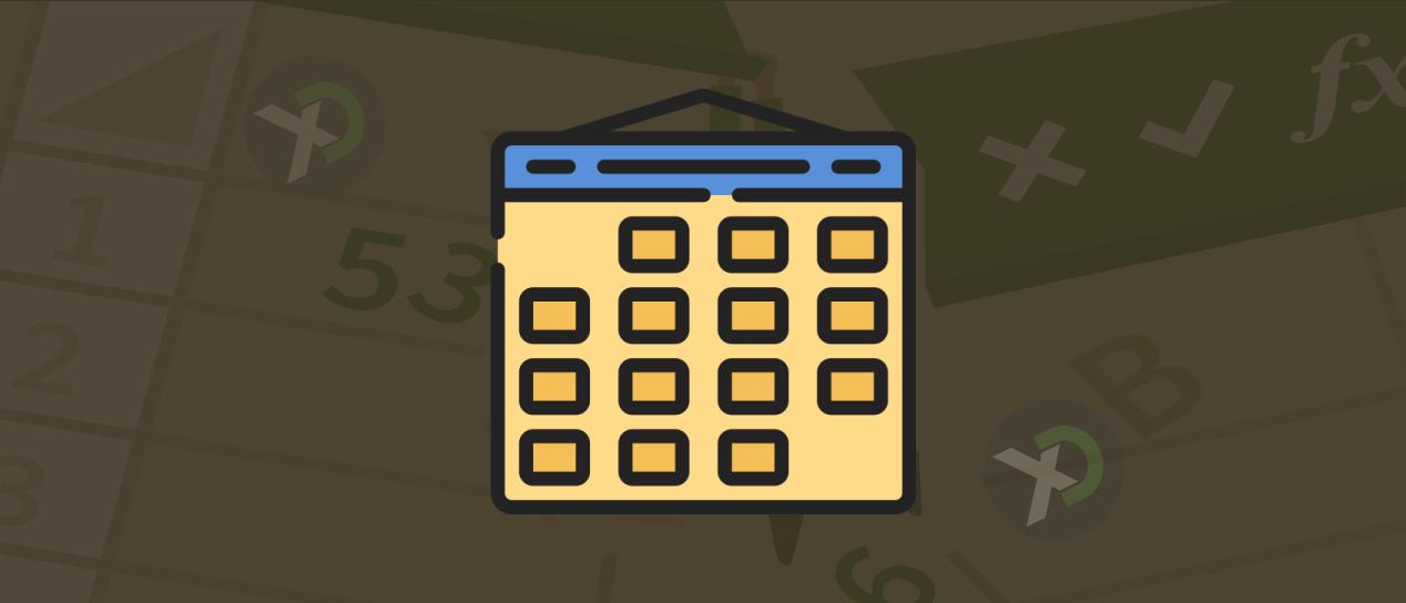 Excel de Küme İşlemleri