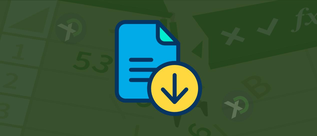 Kişisel Verileri Koruma Kanunu Excel Şablonu