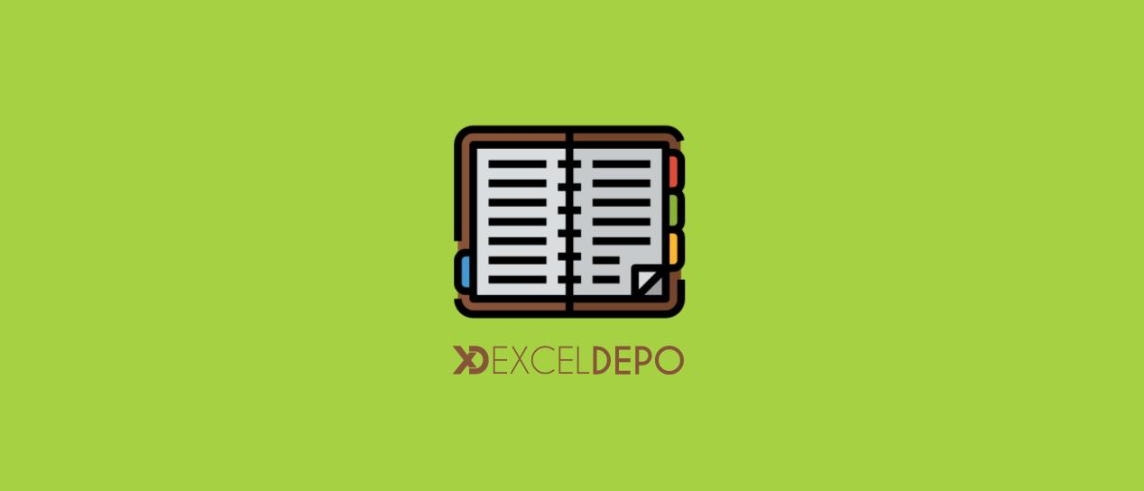 ADO AdoX Katalog ile Excel dosyalarının içeriğini görüntüleme