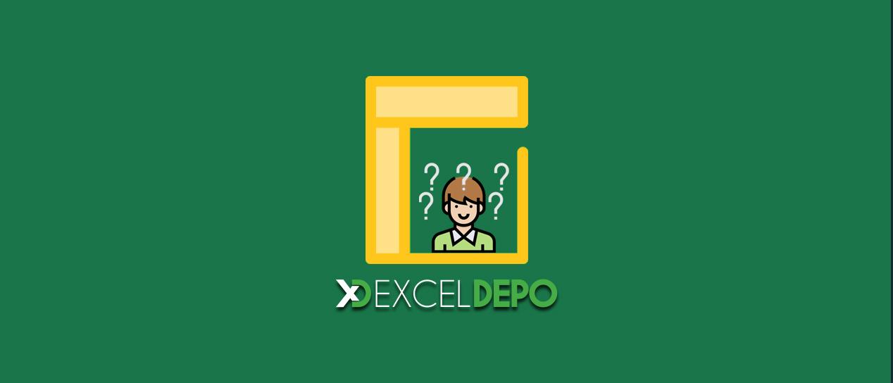 Excel'de çalışma kitabı oluşturma