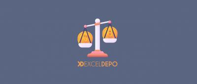 Excel'de Türk Lirası ve USD faiz karşılaştırması