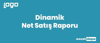 Dinamik Net Satış Raporu
