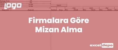 Firmalara göre Mizan Alma